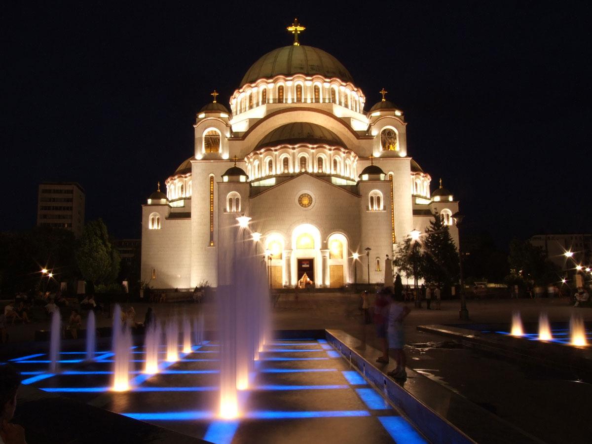 Hram Svetog Save, pogledajte celu galeriju ovde