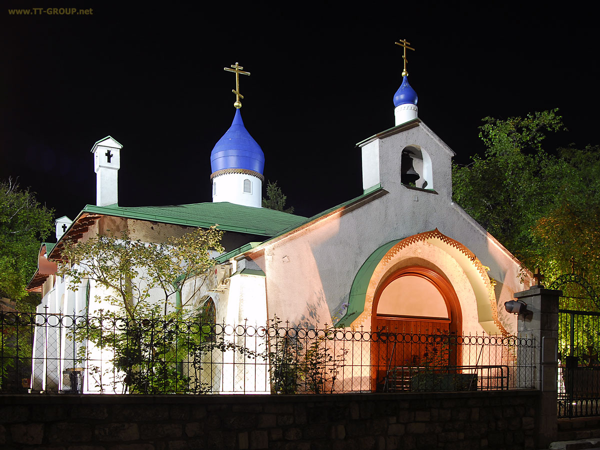 Ruska crkva u Beogradu