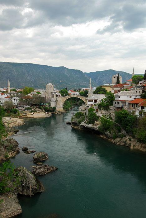 Kameni most u Mostaru