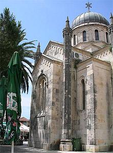 Crkva Svetog Arhanđela Mihaila u Herceg Novom