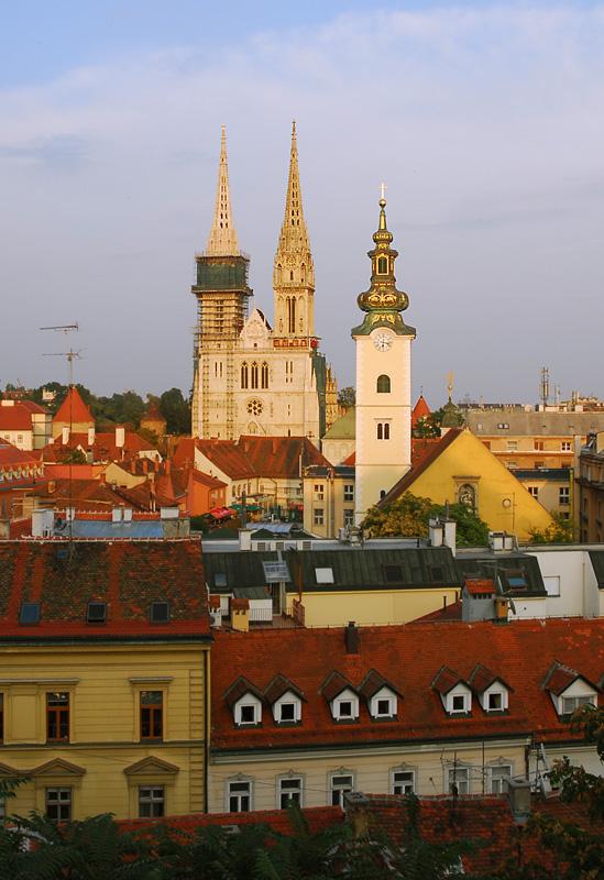 Photo From Zagreb Upper City