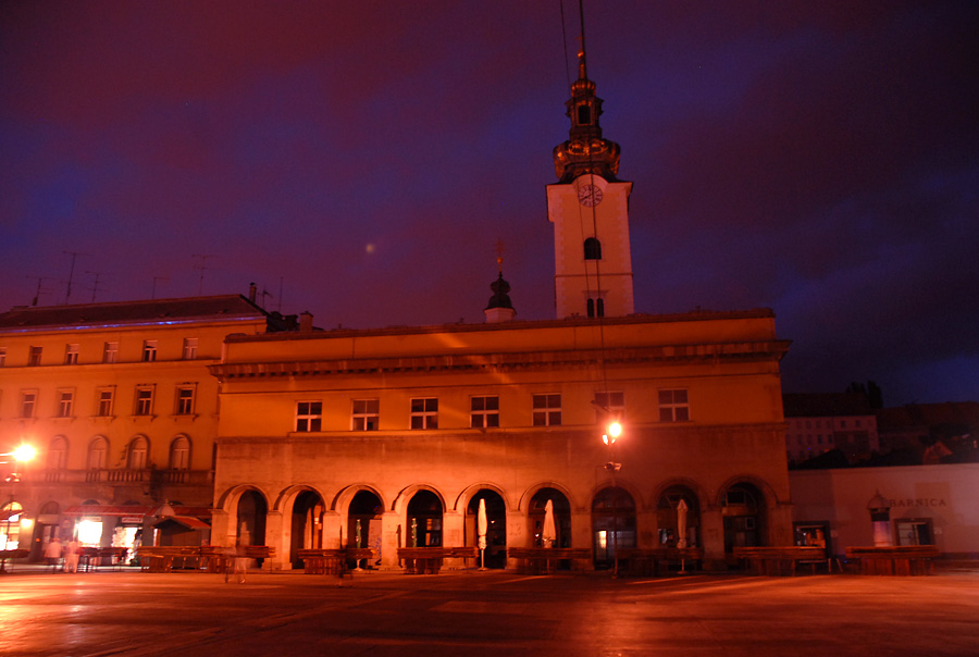 St Mary Church In Zagreb