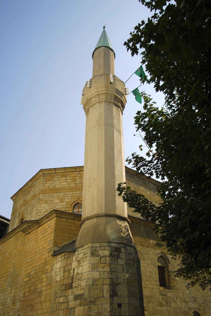 Beogradska džamija