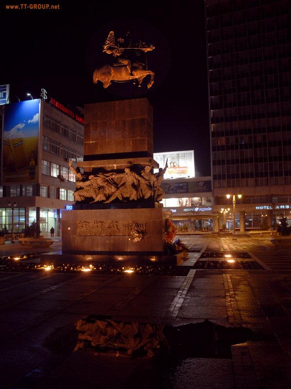 Spomenik Oslobodiocima, ili kod Konja