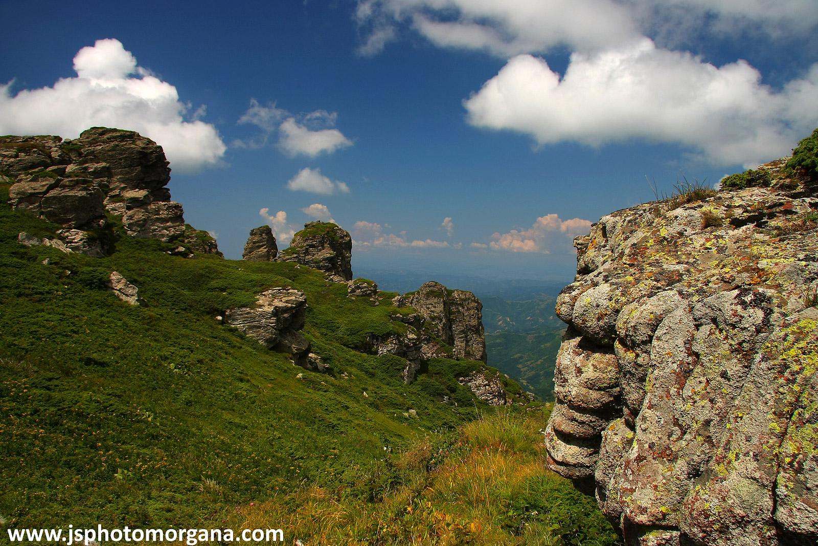 Babi zub, jedan od vrhova Stare planine
