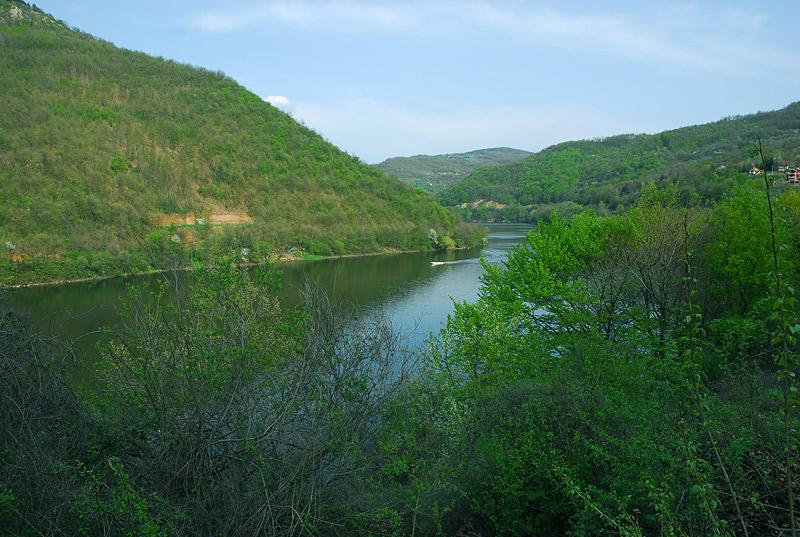 Bovansko jezero, Soko banja