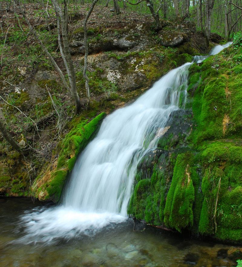 Vodopad na Ozrenu, Soko banja