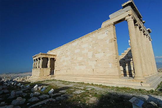 Erhejteon na Akropolju