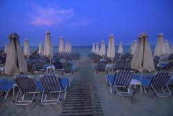 Plaža noću