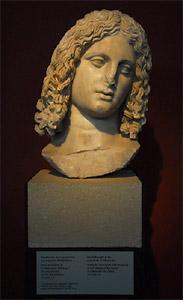 Glava Aleksandra Makedonskog