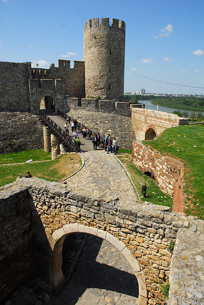 Kalemegdan entrance