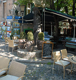 Restorant in Skadarska