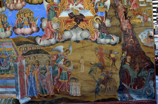 Oт Рилски манастир