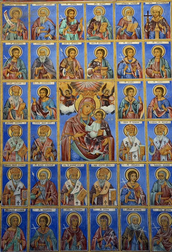 Sveci pravoslavne crkve