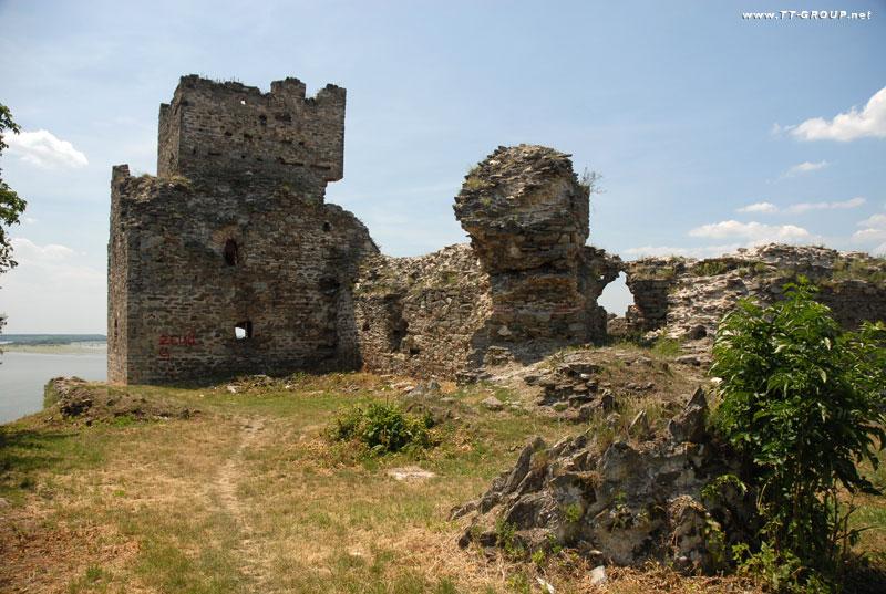 Tvrđave i utvrđeni gradovi Srbije Fortress-Ram-Ruins