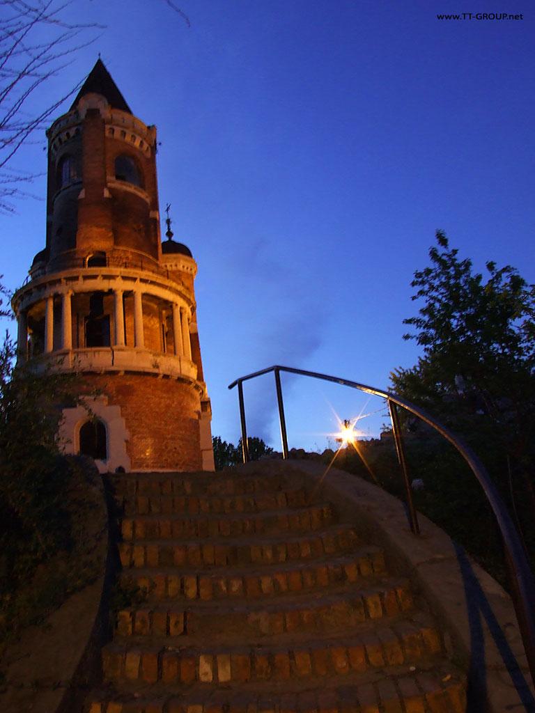 Stepenica za krov Zemuna