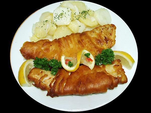 Pohovana riba