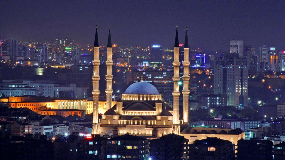 Ankara, Kodža Tepe džamija