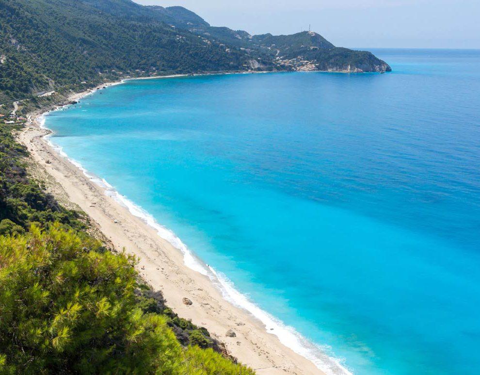 Plaža Kokkinos Vrachos