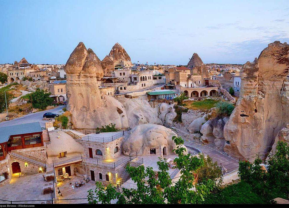 Suton nad Kapadokijom