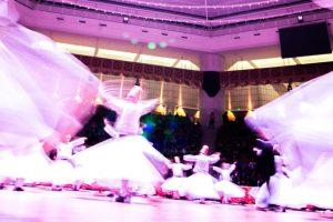 Religiozni performans turskih derviša