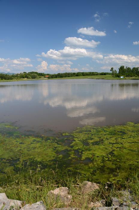 Donje Smilovsko jezero