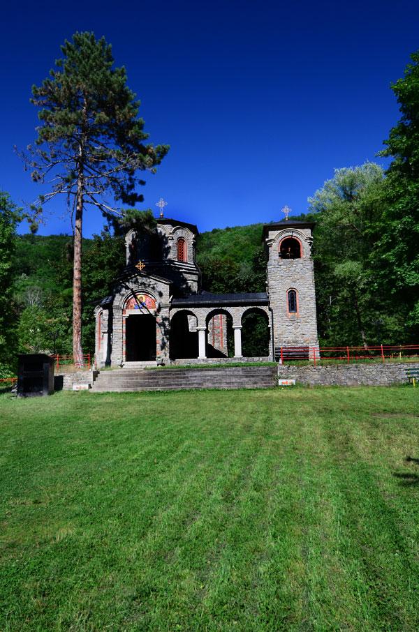 Crkva Jovana Krstitelja u Vučju