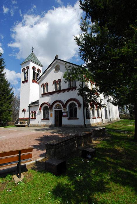 Crkva po lepom vremenu