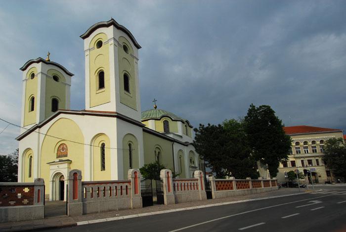 Crkva Vaznesenja Gospodnjeg ili Čačnska crkva