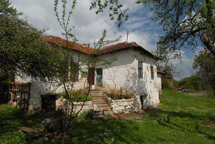 Kuća u selu Dragovita, mahala Poljanje