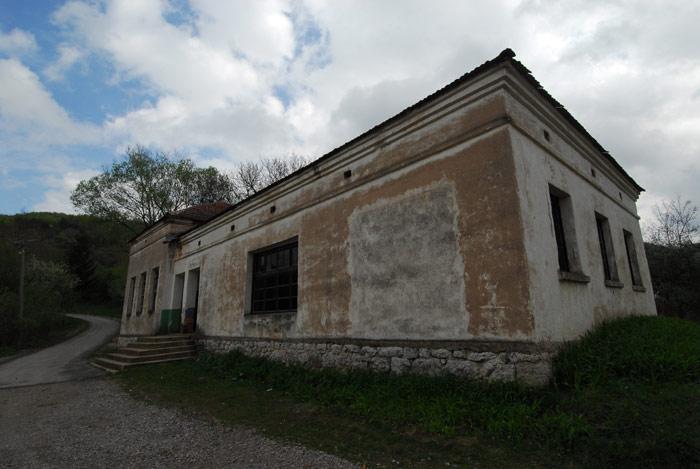 Zadruga ili sred selo, u selu Dragovita