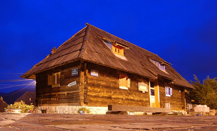 Kuća u Drvengradu