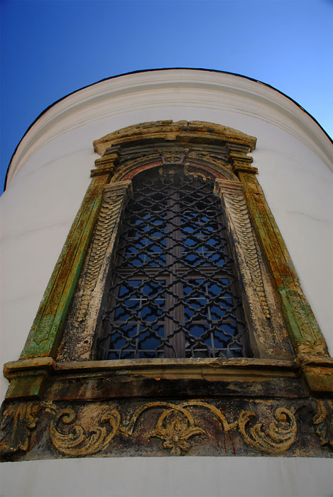 Arhitektura, autentične bravure na prozoru