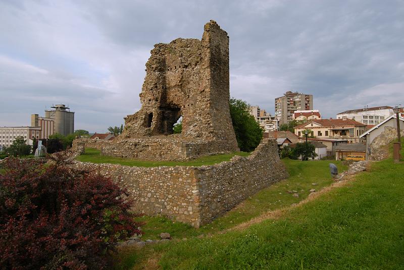 Donžon kula Lazarevog grada