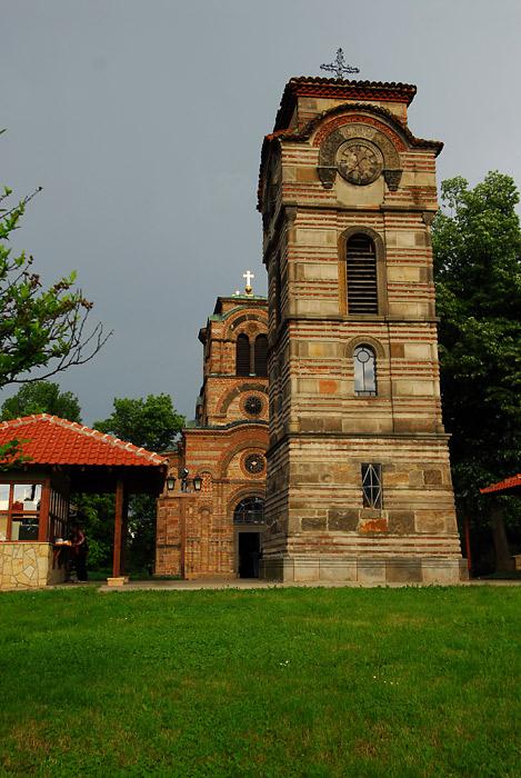 Zvonik Lazarice