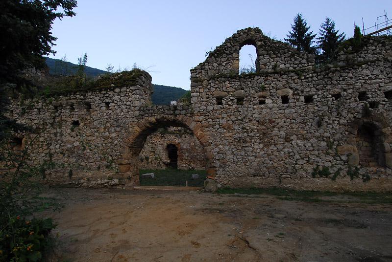 Ostaci stare trpezarije