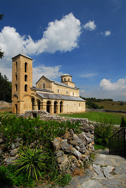 Sopoćani, Srbija