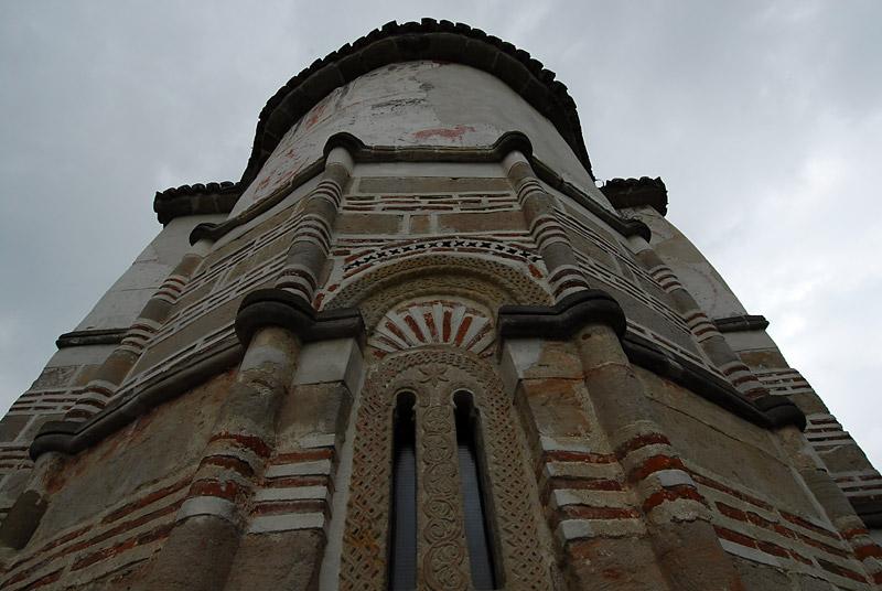 Apsida, Moravski arhitektonski stil