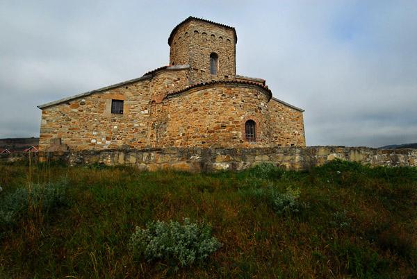Petrova crkva, apsida