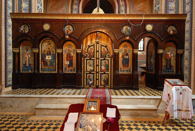 Ikonostas Ruske Crkve