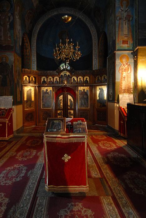 Oltar u crkvi