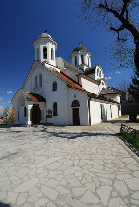 Crkva Svetog Nikole, Opština Palilula, Niš