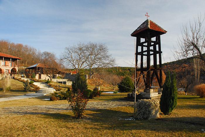 Konaci i zvonik