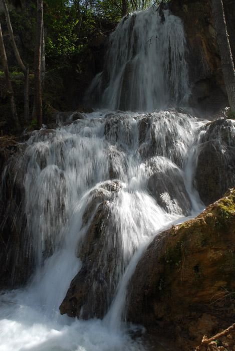 Slapovi vodopada na Staroj planini