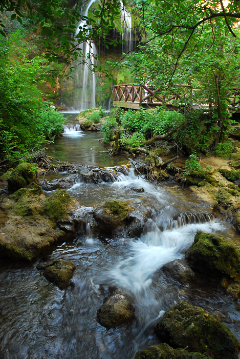 Vodopad Veliki Buk u narodu poznat kao Lisinie