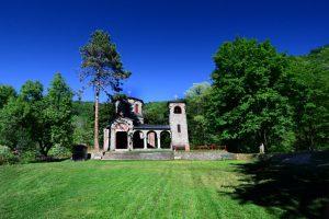 Crkva Jovana Krstitelja, Vučje