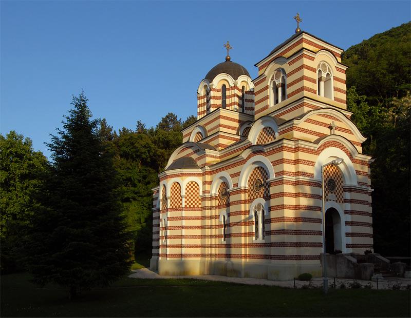 Crkva Svetog Ilije, Niška banja