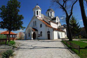 Sveti Nikoljska crkva Niš