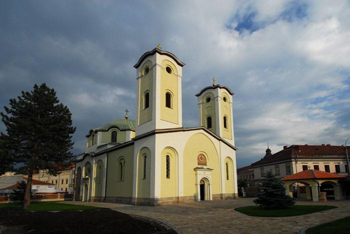 Crkva Vaznesenja Gospodnjeg, Čačak