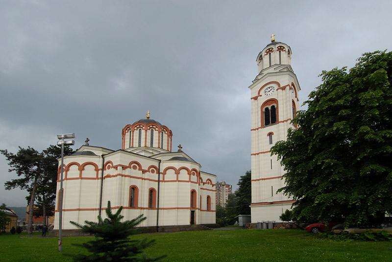 Crkva u Trsteniku